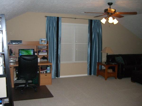 Bonus Room Before - Life On Virginia Street