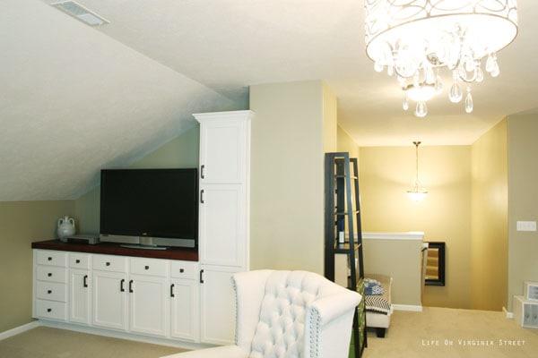 Bonus Room Built Ins - Life On Virginia Street