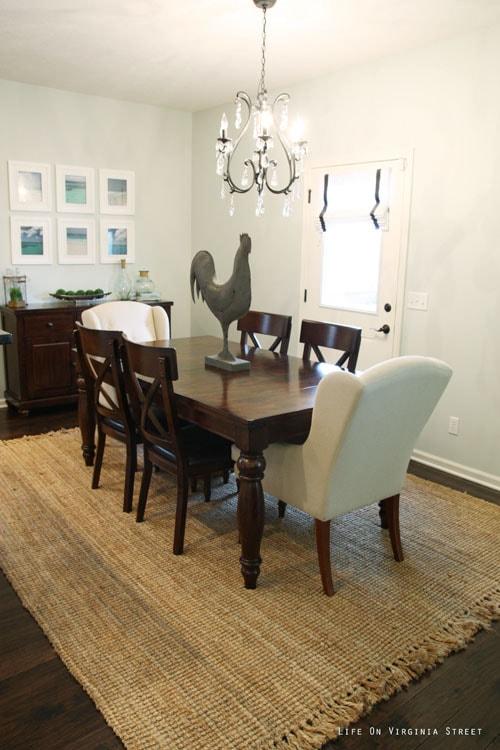 Dining Room - Life On Virginia Street