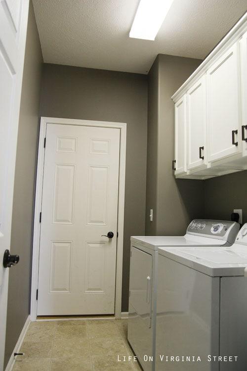 Laundry Room - Life On Virginia Street