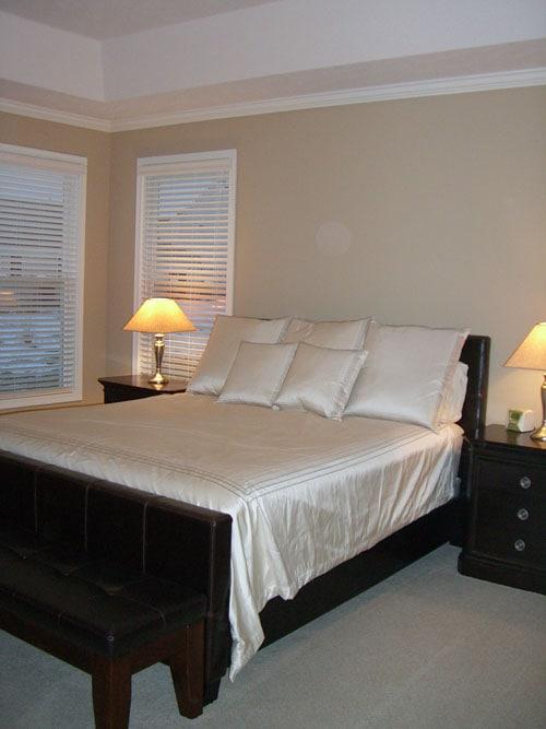 Master Bedroom Before - Life On Virginia Street