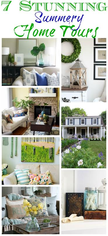 7 Summery Home Tours