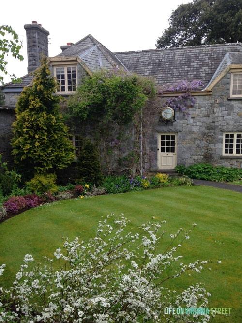 Adare Manor grounds - Ireland - Life On Virginia Street
