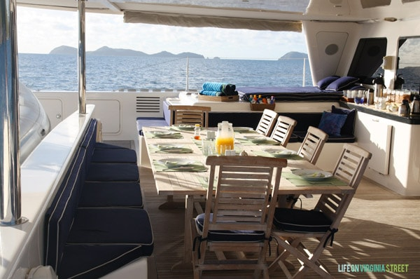BVI - Zingara Deck 2 - Life On Virginia Street