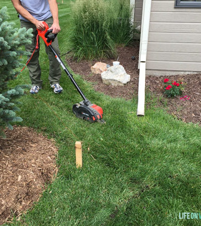 Removing Grass & Expanding Flowerbeds (& More)