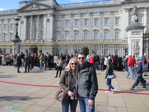 London - Buckingham Palace - Life On Virginia Street