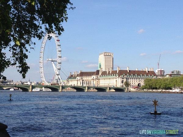 London - London Eye - Life On Virginia Street