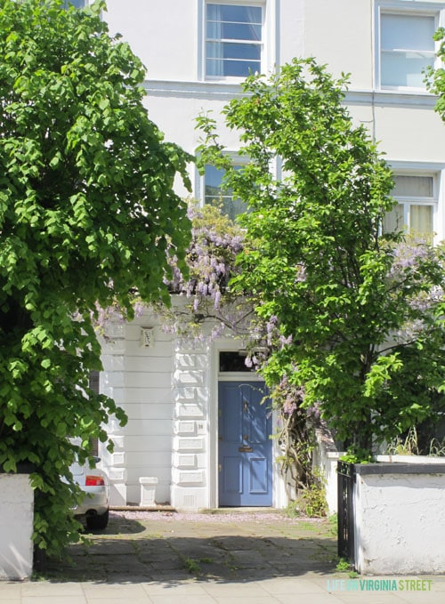 London - Notting Hill - Life On Virginia Street