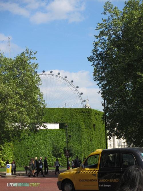 London - The London Eye - Life On Virginia Street