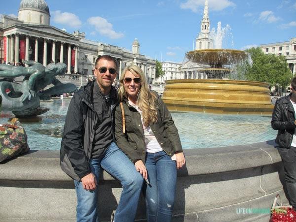 London - Trafalgar Square photo - Life On Virginia Street
