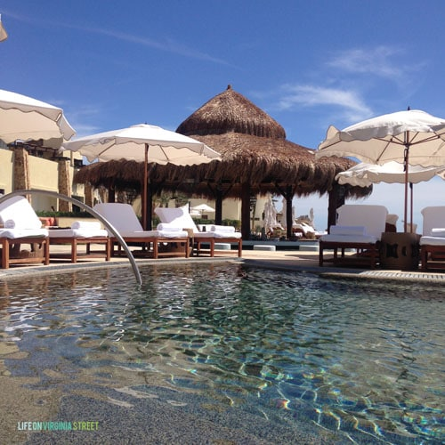 Resort at Pedregal pool - Life on Virginia Street
