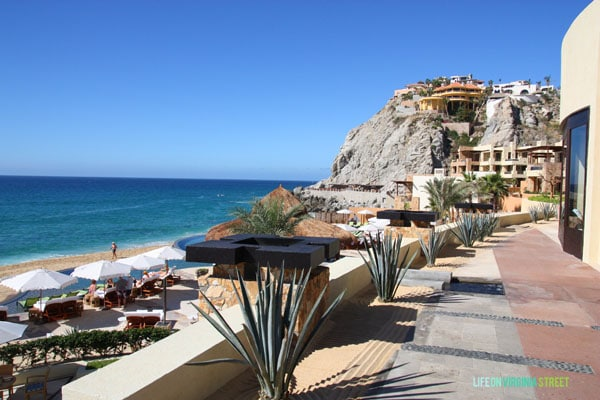 Resort at Pedregal views - Life on Virginia Street