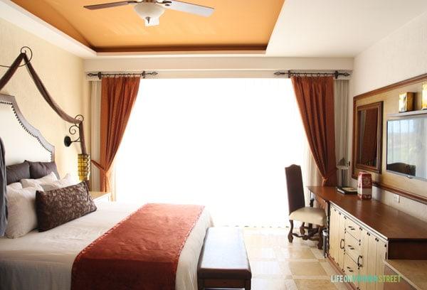 Secrets Puerto Los Cabos room - Life On Virginia Street