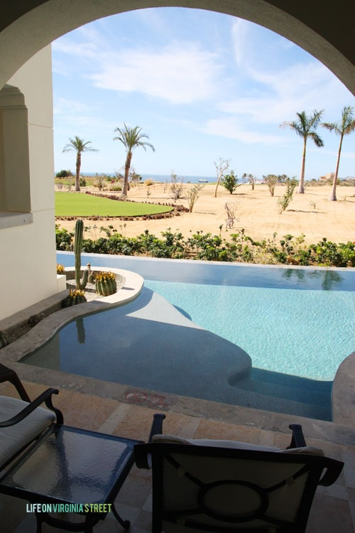 Secrets Puerto Los Cabos room view - Life On Virginia Street