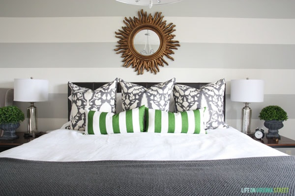 Summer Home Tour - Guest Bedroom - Life On Virginia Street