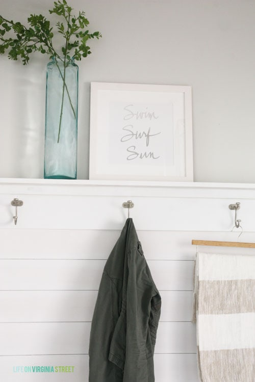 Summer Home Tour - Mud Room Details - Life On Virignia Street