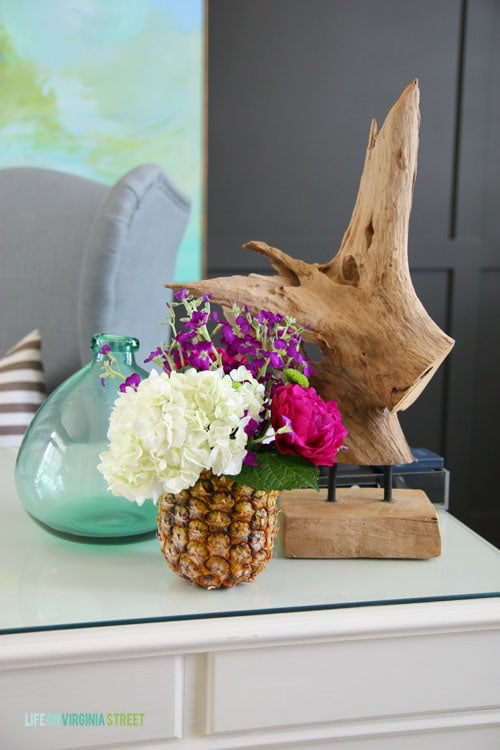 Summer Home Tour - Office Details - Life On Virginia Street