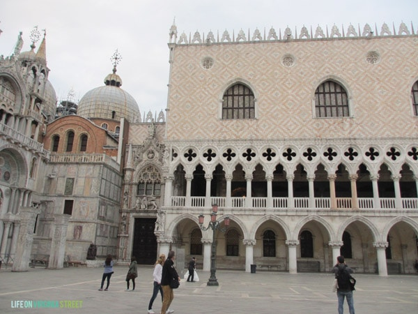 Venice - St Peters Square - Life On Virginia Street