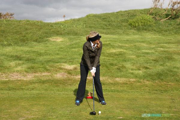 Waterville Golf Course - Life On Virginia Street