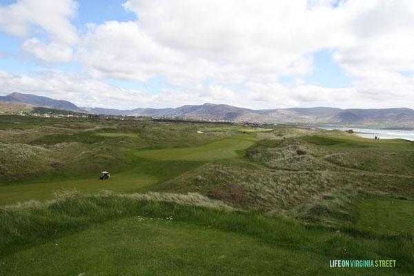 Waterville Golf Ireland view - Life On Virginia Street