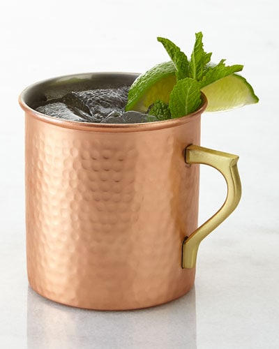 Copper Mug for Moscow Mule