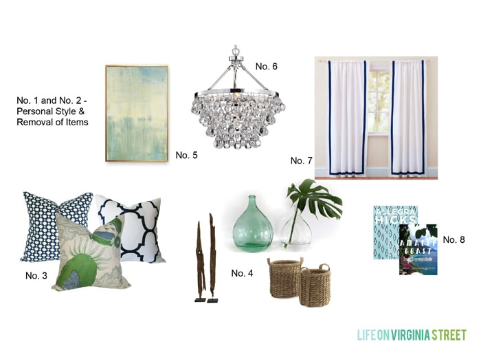How To Personalize A Catalog Look & A Haven Recap