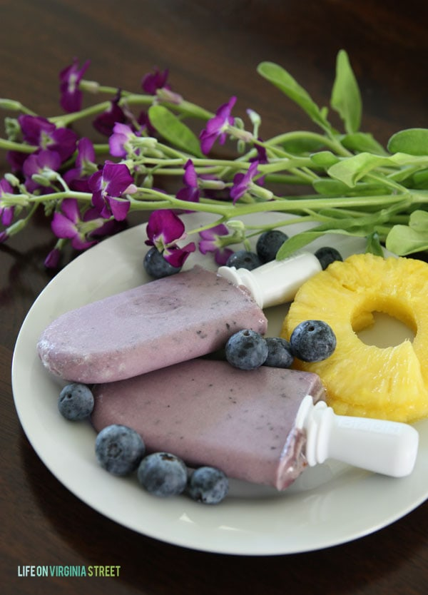 Easy & Healthy Homemade Popsicles