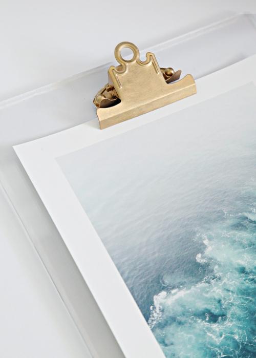 DIY Acrylic Office Accessories