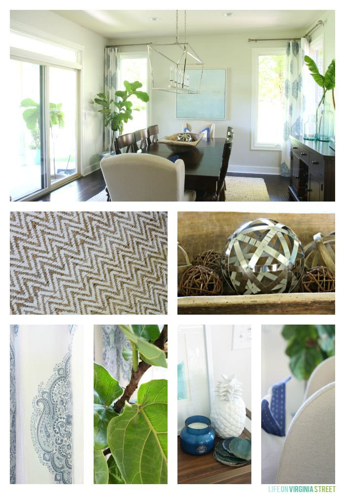 Dining room makeover details that make all the difference.