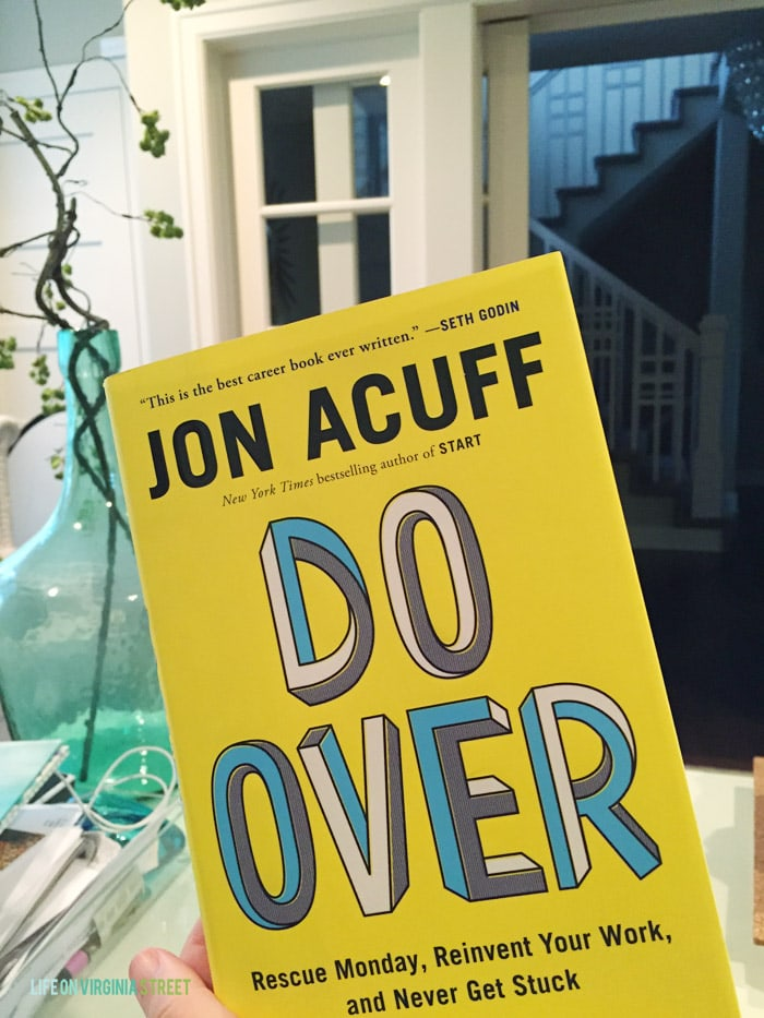 Do Over - John Acuff
