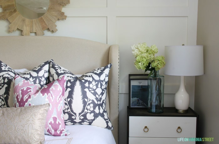 Fall Guest Bedroom - Life On Virginia Street