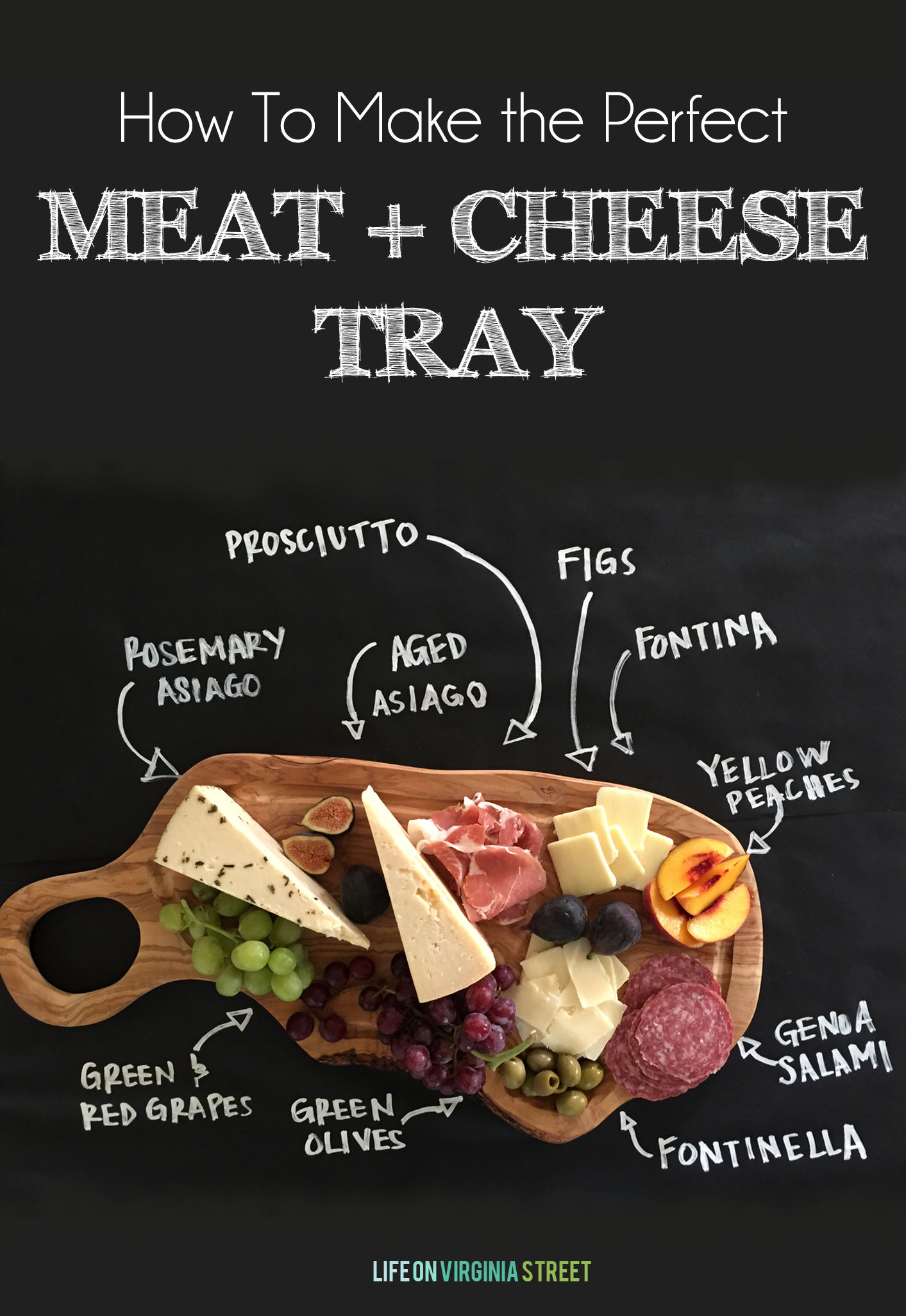 how to make the perfect meat and cheese tray. Black Bedroom Furniture Sets. Home Design Ideas