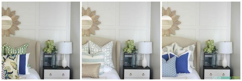 Wingback Linen Bed - Life On Virginia Street