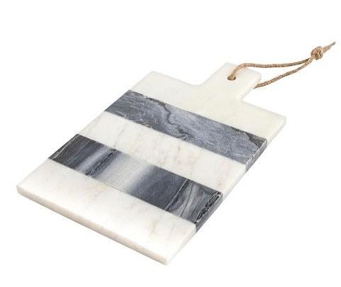 Marble Striped Cutting Board