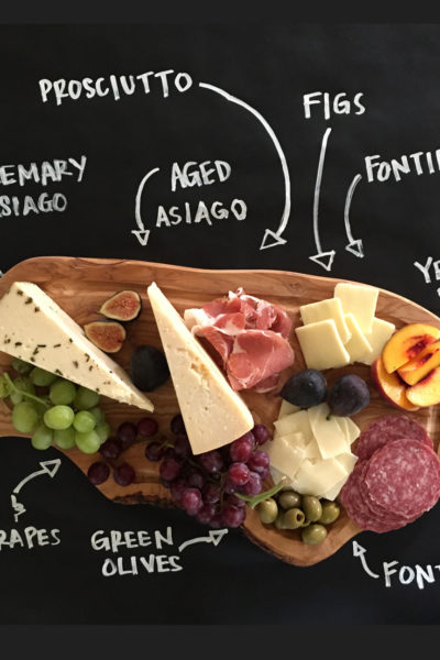 How To Make The Perfect Meat and Cheese Tray