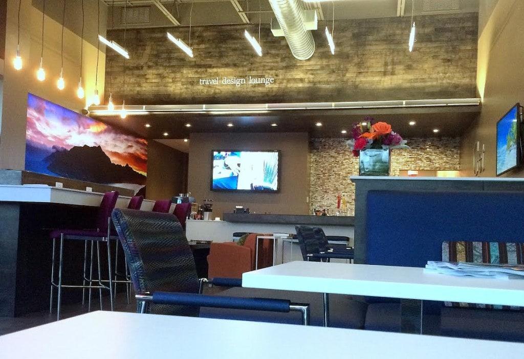 travel design lounge