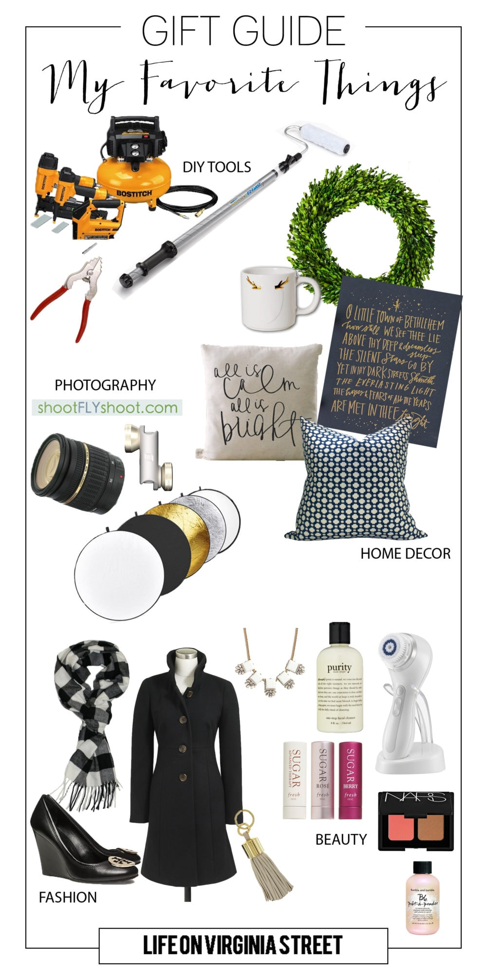 My Favorite Things Gift Guide & Giveaway