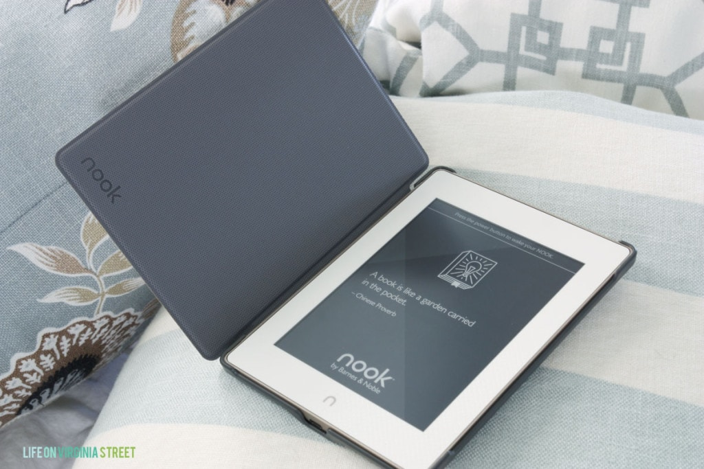 NOOK GlowLight Plust eReader