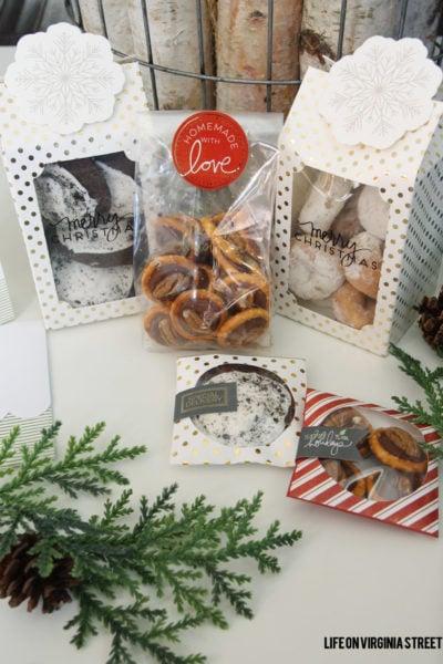 Beautiful Neighbor Gifts & A Favorite Recipe