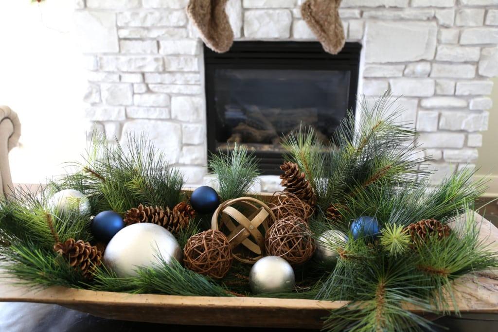 Christmas Dough Bowl - Life On Virginia Street
