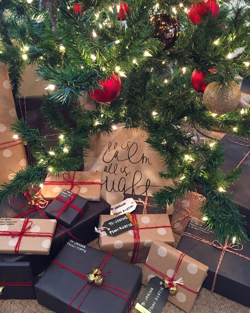 Christmas Gift Wrap 2015 - Life On Virginia Street
