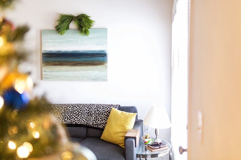 Christmas Home Tour via Whitney Donae