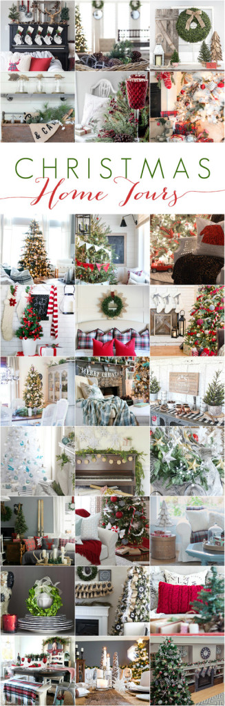 27 Gorgeous Christmas Home Tours