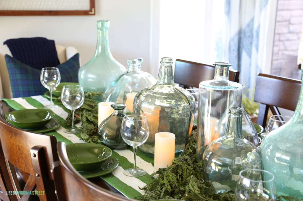Christmas Tablescape - Life On Virginia Street