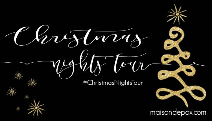 Christmas nights home tour