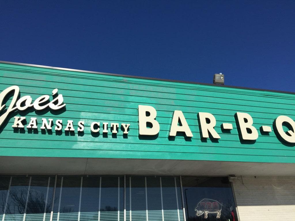 Joe's Kansas City Bar-B-Q