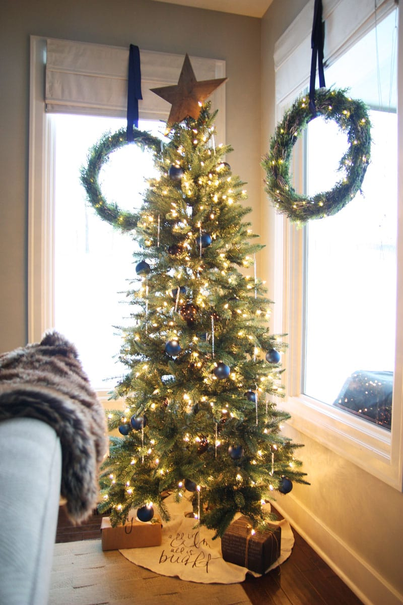 Christmas Home Tour With Country Living Life On Virginia