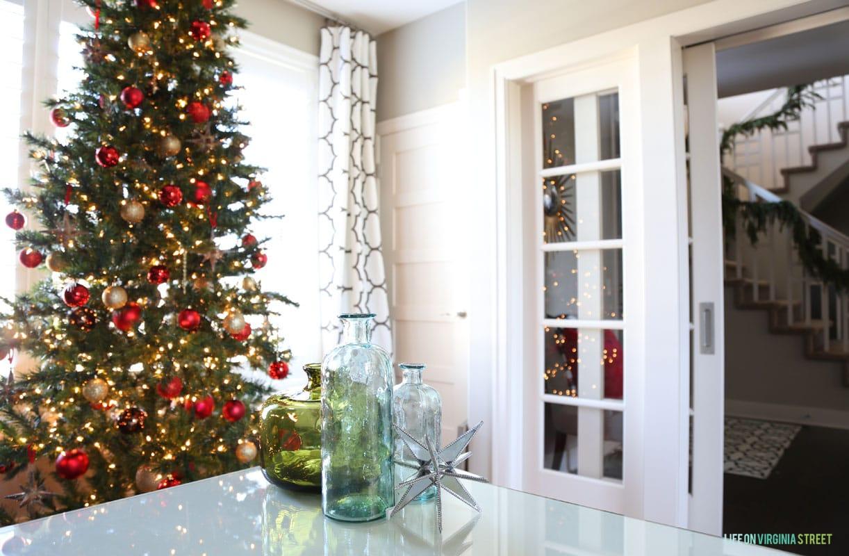 Office Christmas Tree Life On