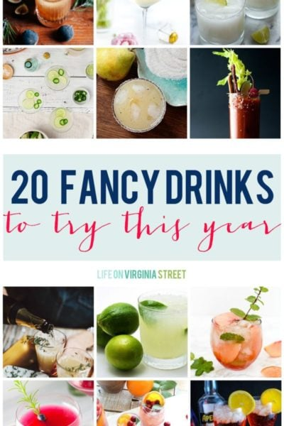 The Year of Fancy Drinks