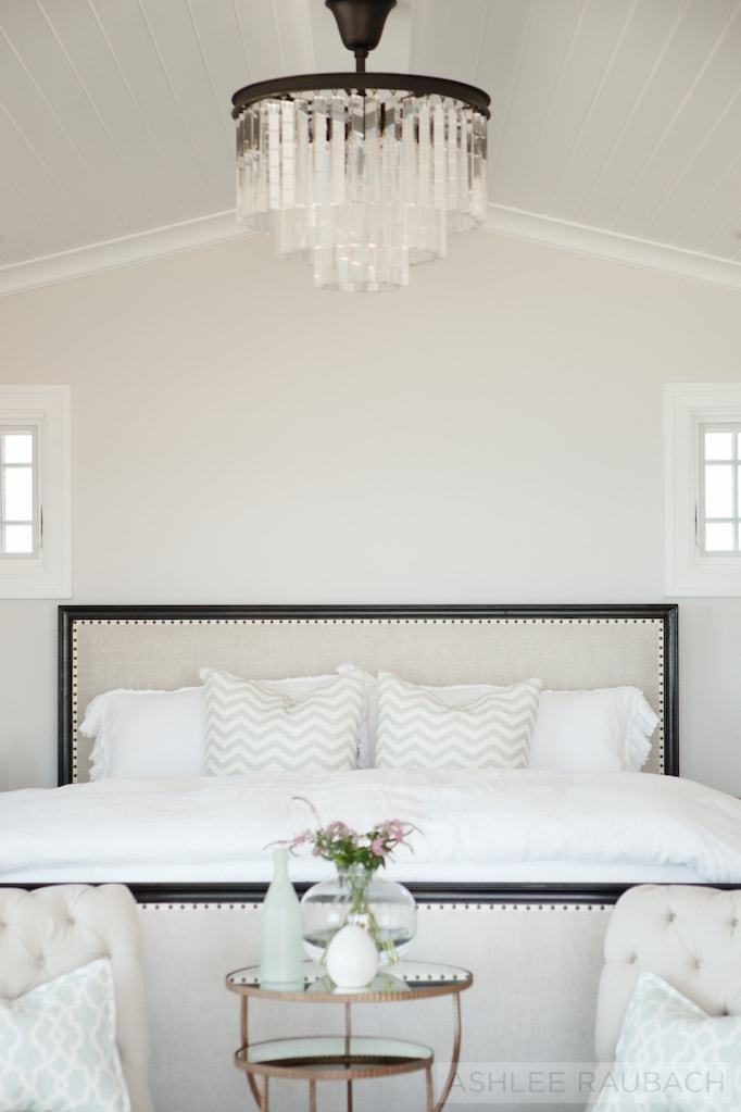 Beach House Master Bedroom via Becki Owens